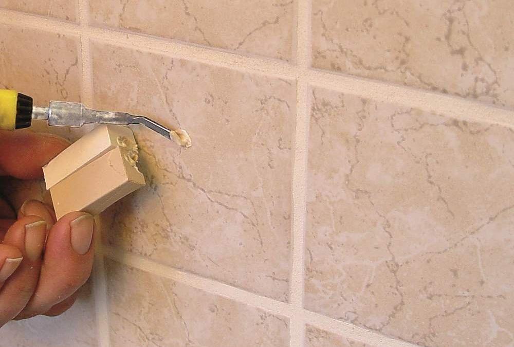Ремонт и реставрация керамической плитки